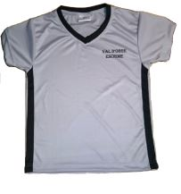 T-shirt faisant partie de la tenue officielle du Val d'Orge Escrime